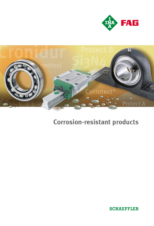 Corrosion-resistant products