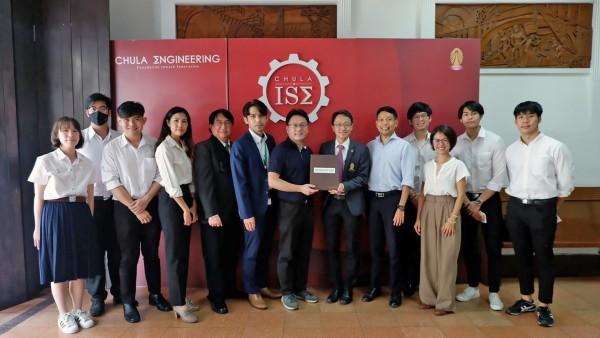 Chulalongkorn University Racing-Electronics (CUR-E) student teams