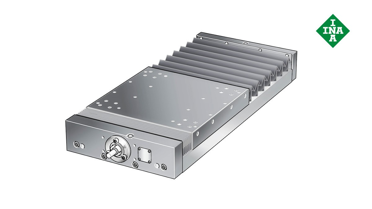 Schaeffler linear guides: Linear tables